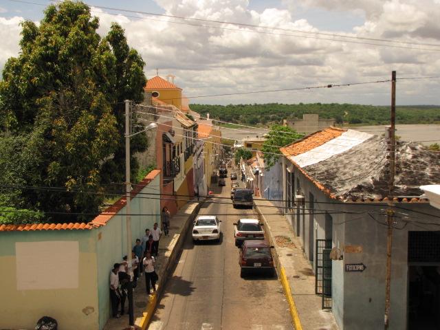 Um pouco de Ciudad Bolívar